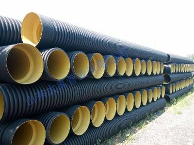 HDPE双壁波纹管可以长期用于露天环境吗?