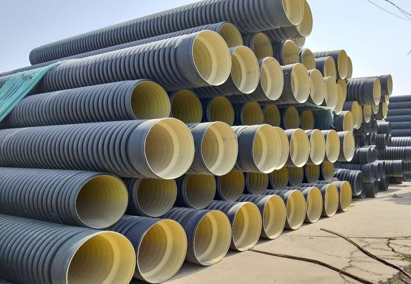 钢带波纹管适合工业排污吗?