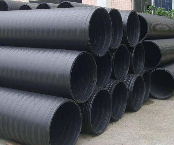 塑钢缠绕管的连接办法