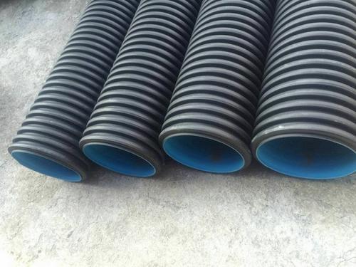 HDPE双壁波纹管、中空壁管、螺旋波纹管的区别是什么?