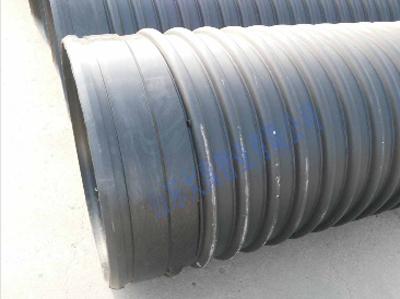 HDPE承插口钢带管